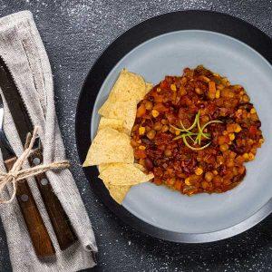 chili vegan