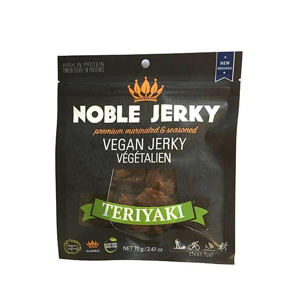 noble jerky teriyaki